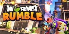 Worms Rumble PRE-ORDER