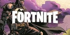 Fortnite - Armored Batman Zero Skin
