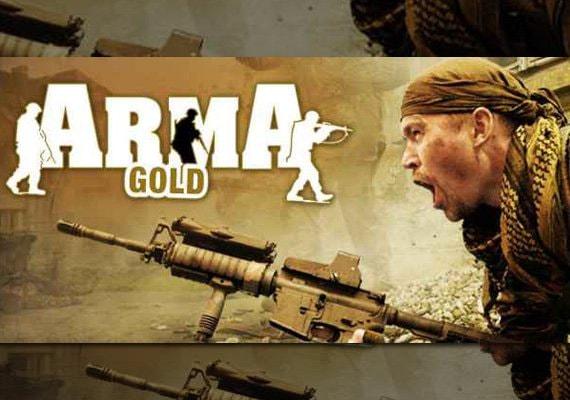 Buy Arma - Gold Edition - Steam CD KEY cheap