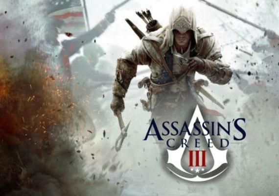 Buy Assassin S Creed Iii Eu Uplay Cd Key Cheap