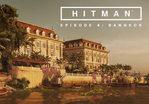 Buy Hitman Episode 4 Bangkok Steam Cd Key Cheap
