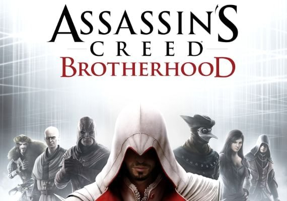 Buy Assassin S Creed Brotherhood Deluxe Edition Uplay Cd Key Cheap