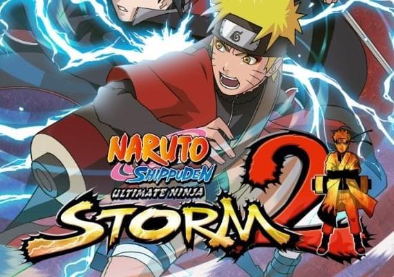 naruto ultimate ninja storm 2 games