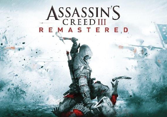 Buy Assassin S Creed Iii Remastered Uplay Cd Key Cheap