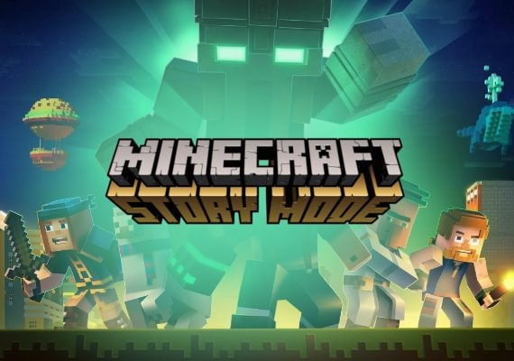 Buy Minecraft Story Mode Season Two Steam Cd Key Cheap