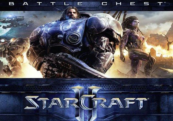 Buy Starcraft 2 Battlechest Eu Battle Net Cd Key Cheap