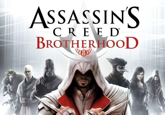 Buy Assassin S Creed Brotherhood Uplay Cd Key Cheap