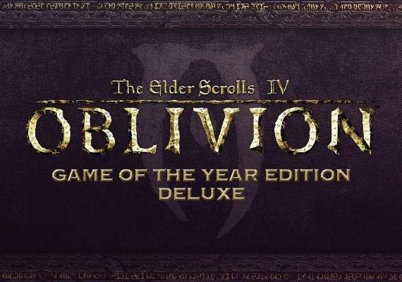 The Elder Scrolls IV: Oblivion GOTY - Deluxe Edition