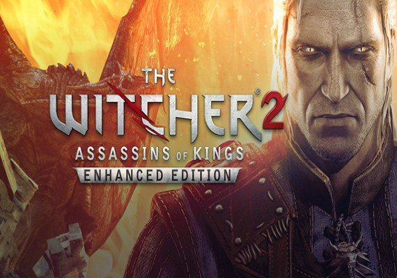 Buy The Witcher 2: Assassins of Kings - Enhanced Edition - Steam CD KEY  cheap