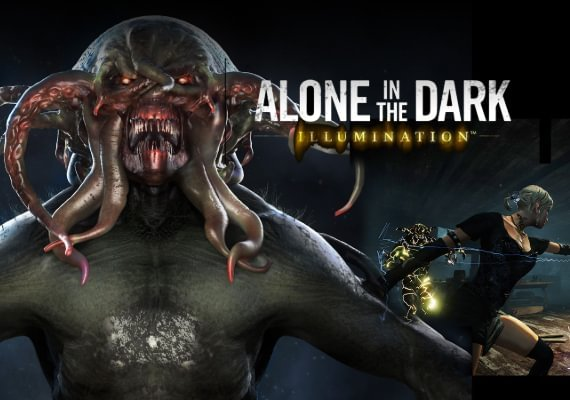 Buy Alone In The Dark Illumination Steam Cd Key Cheap