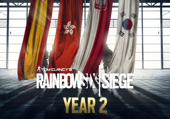 Tom Clancy's Rainbow Six: Siege - Season Pass Year 2 (Xbox One)