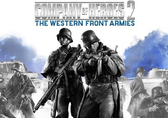 Buy Company Of Heroes 2 The Western Front Armies Eu Steam Cd
