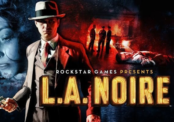 Buy L.A. Noire - Steam CD KEY cheap