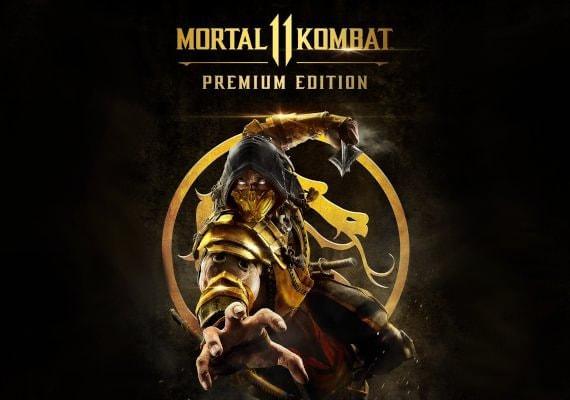 Buy Mortal Kombat 11 Premium Edition Eu Xbox Live Cd Key Cheap