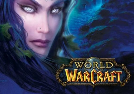 World of Warcraft 30 day time card EU