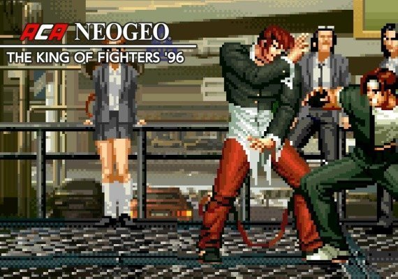 Buy Aca Neogeo The King Of Fighters 96 Us Xbox Live Cd Key Cheap