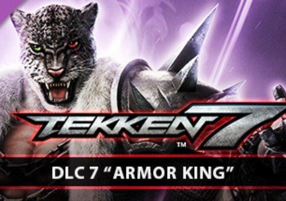 Buy Tekken 7 Dlc7 Armor King Steam Gift Cd Key Cheap