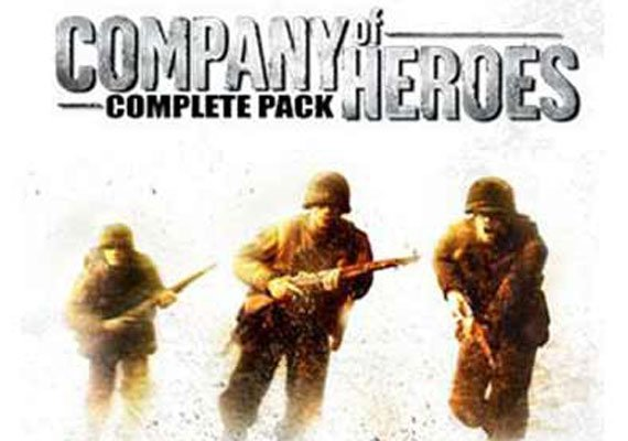 Buy Company Of Heroes Complete Pack Steam Cd Key Cheap
