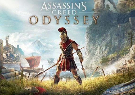 Assassins Creed Odyssey Emea