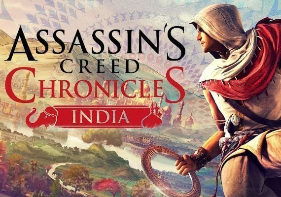 Buy Assassin S Creed Chronicles India Uplay Cd Key Cheap