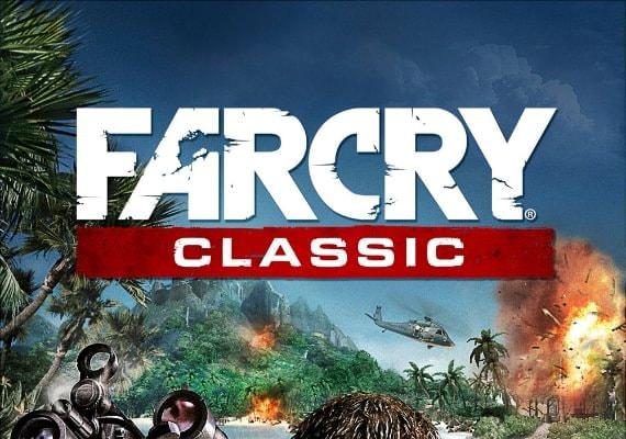 Buy Far Cry Classic Xbox 360 Xbox Live Cd Key Cheap