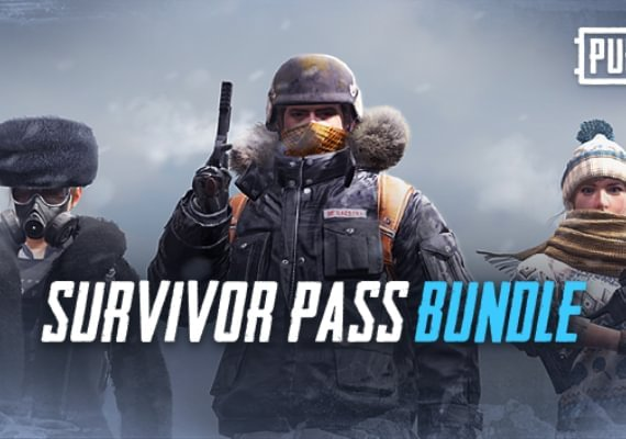 Buy Pubg Playerunknown S Battlegrounds Survivor Pass Bundle
