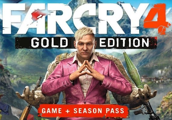 Buy Far Cry 4 Gold Edition Uplay Cd Key Cheap