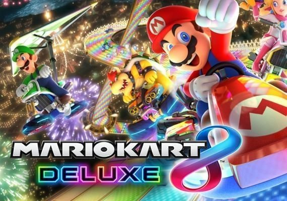 Buy Mario Kart 8 Deluxe - Nintendo CD KEY cheap