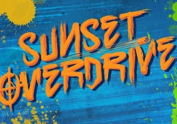 Buy Sunset Overdrive Steam Cd Key Cheap