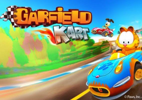 Buy Garfield Kart Steam Cd Key Cheap
