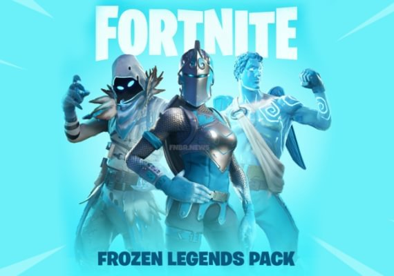 Buy Fortnite Frozen Legends Pack Us Xbox One Xbox Live Cd Key