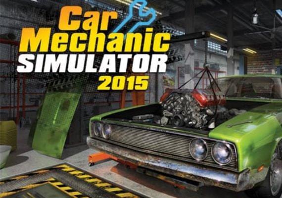Car Mechanic Simulator >> Car Mechanic Simulator 2015 Trader Pack