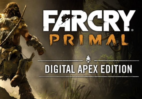 Buy Far Cry Primal Apex Edition Eu Uplay Cd Key Cheap