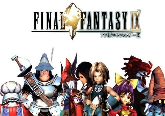 FINAL FANTASY IX EU (Xbox One)