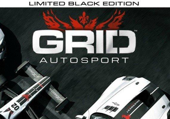 Buy Grid Autosport Black Edition Steam Cd Key Cheap