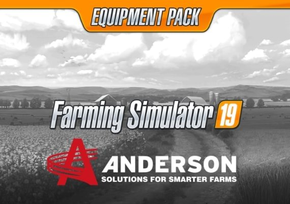 Farming Simulator 19: Anderson Group Equipment Pack