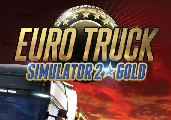 Euro Truck Simulator 2 - Gold Edition EU