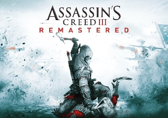 Buy Assassin S Creed Iii Remastered Steam Gift Cd Key Cheap