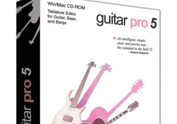 guitar pro 5 mac full