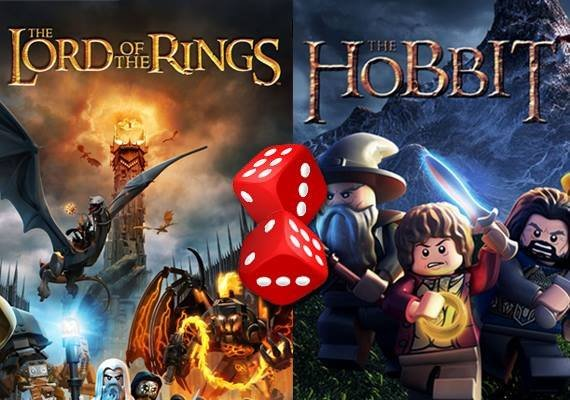 Buy Lego Random Game Lord Of The Rings Or Hobbit Steam Cd Key Cheap