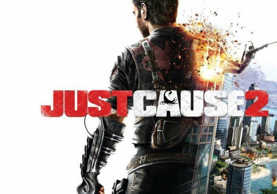 Buy Just Cause 2 - Steam CD KEY cheap