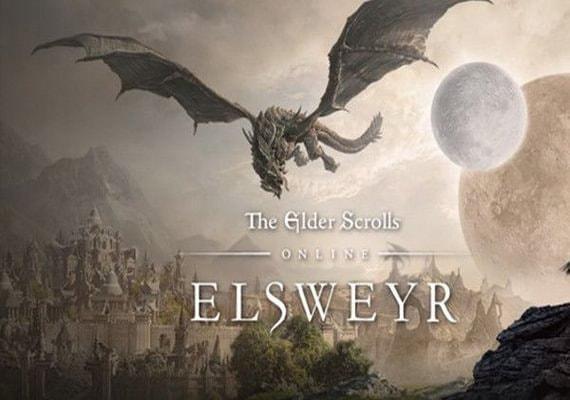 The Elder Scrolls Online - Elsweyr Upgrade Digital - Collector's Edition