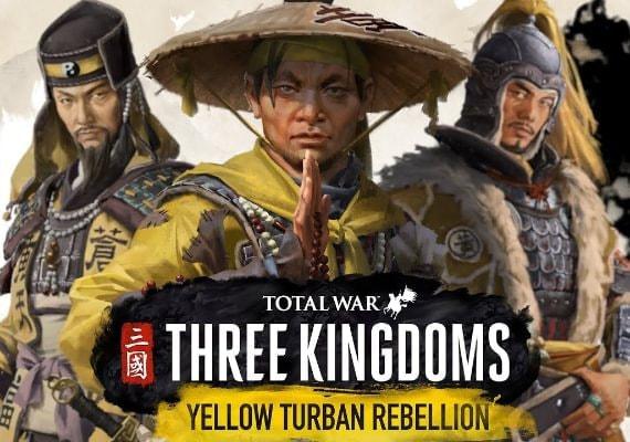 Total War: THREE KINGDOMS - Yellow Turban Rebellion DLC