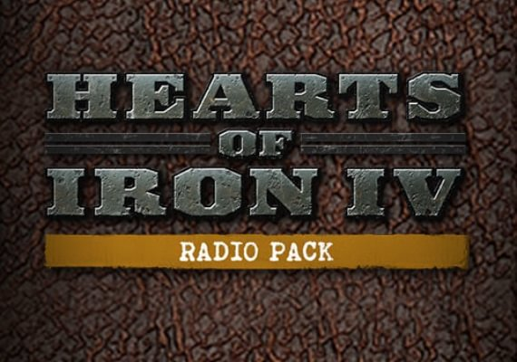 Hearts of Iron IV: Radio Pack DLC EU