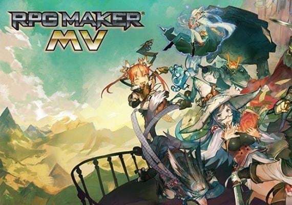 RPG Maker MV EU