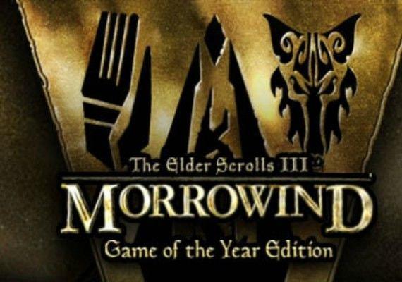 The Elder Scrolls III: Morrowind GOTY