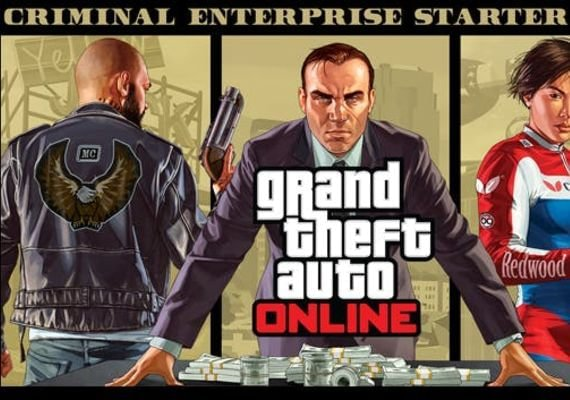 Grand Theft Auto Online: Criminal Enterprise Starter Pack US (Playstation 4)