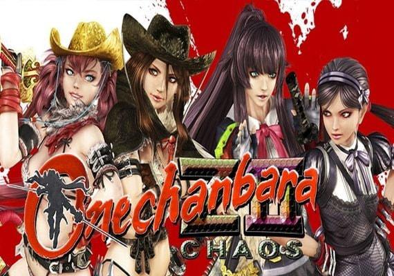 Buy Onechanbara Z2 Chaos Steam Cd Key Cheap