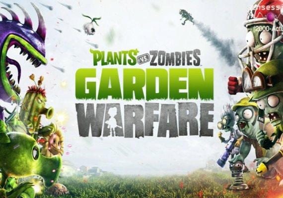 Buy Plants Vs Zombies Garden Warfare Origin Cd Key Cheap