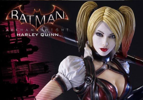 Batman: Arkham Knight - Harley Quinn